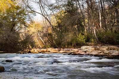 Photograph - River View by Ant Pruitt