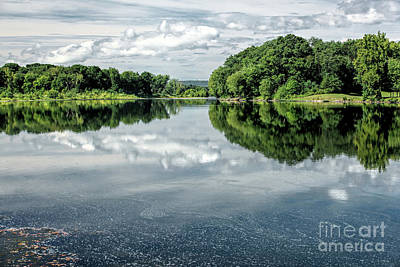 Photograph - River View by Nicki McManus