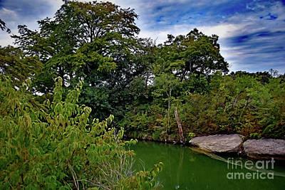Photograph - River Vista 18-34 by Ray Shrewsberry