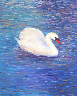Painting - River Walk by Elizabeth Lock