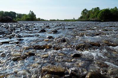 Photograph - River Walk by Helga Novelli