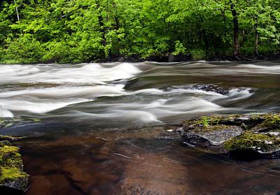 Photograph - River Wild by Glenn Gordon