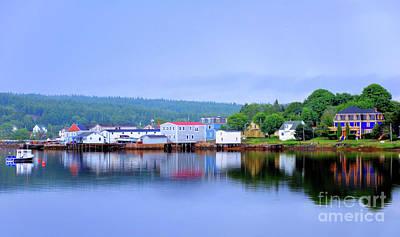 Photograph - Riverport Nova Scotia by Elaine Manley