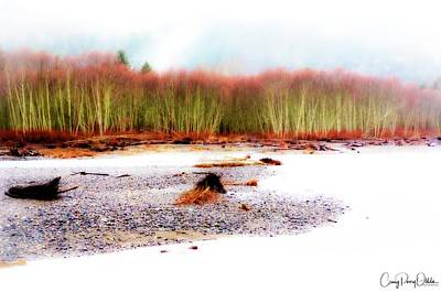 Photograph - River's Edge by Craig Perry-Ollila