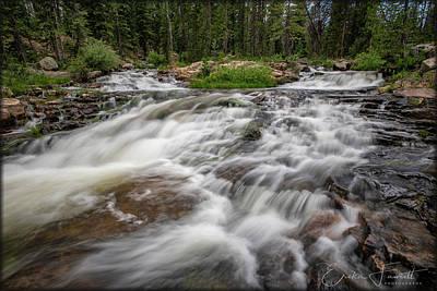 Photograph - Rivers Meet by Erika Fawcett