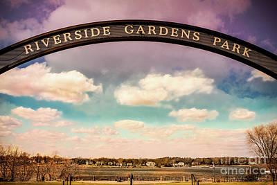 Photograph - Riverside Gardens Park - Red Bank by Colleen Kammerer
