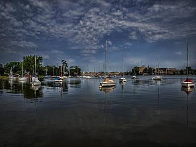 Riverside Park Photograph - Riverside Park 2014-1 by Thomas Young