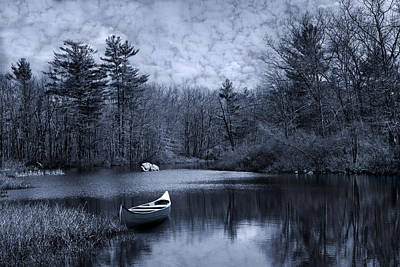 Photograph - Riverside by Robin-Lee Vieira