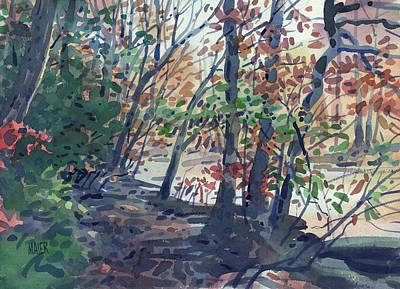 Riverwalk Original by Donald Maier