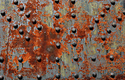 Photograph - Rivetting by Karen Harrison