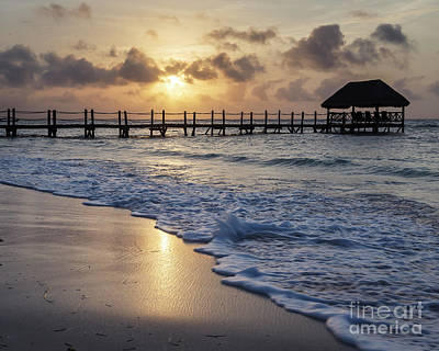 Photograph - Riviera Sunrise by Dennis Hedberg
