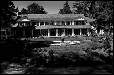 Photograph - Rj Reynolds Estate by James C Thomas