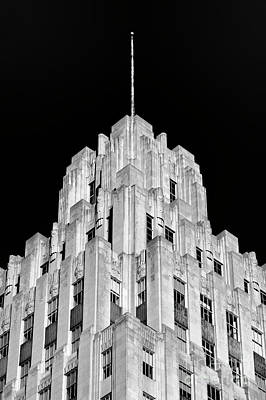 Photograph - Rjr Tower by Patrick M Lynch
