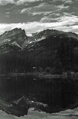 Photograph - Rmnp - Infrared 01 by Pamela Critchlow