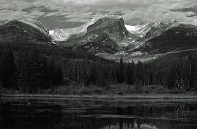 Photograph - Rmnp - Infrared 05 by Pamela Critchlow