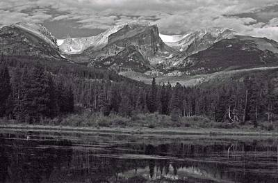 Photograph - Rmnp - Infrared 06 by Pamela Critchlow