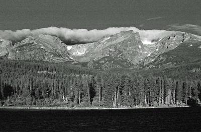 Photograph - Rmnp - Infrared 07 by Pamela Critchlow