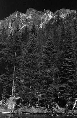 Photograph - Rmnp - Infrared 17 by Pamela Critchlow