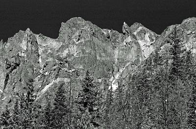 Photograph - Rmnp - Infrared 18 by Pamela Critchlow