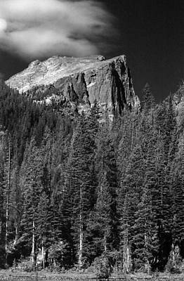 Photograph - Rmnp - Infrared 20 by Pamela Critchlow