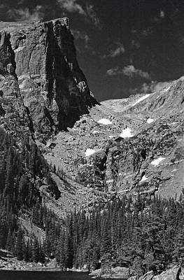 Photograph - Rmnp - Infrared 21 by Pamela Critchlow