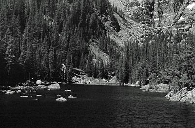 Photograph - Rmnp - Infrared 22 by Pamela Critchlow