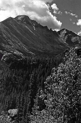Photograph - Rmnp - Infrared 23 by Pamela Critchlow
