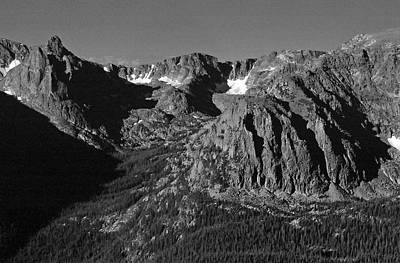 Photograph - Rmnp - Infrared 28 by Pamela Critchlow