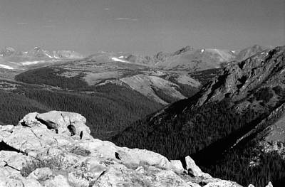 Photograph - Rmnp - Infrared 30 by Pamela Critchlow