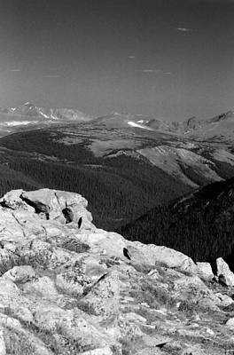 Photograph - Rmnp - Infrared 31 by Pamela Critchlow
