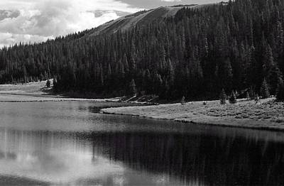 Photograph - Rmnp - Infrared 39 by Pamela Critchlow