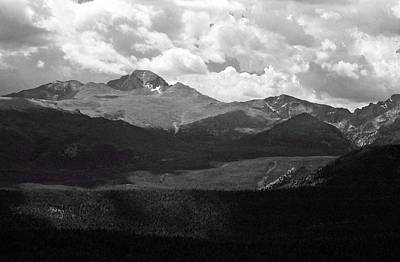 Photograph - Rmnp - Infrared 53 by Pamela Critchlow