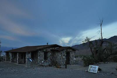 Photograph - Road Closed by Joe Burns