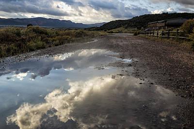 Photograph - Road Full Of Sky by Belinda Greb