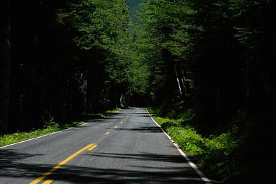 Photograph - Road Leading To Where? by John Rossman