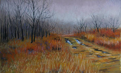 Painting - Road Of Hope by Susan Jenkins
