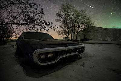 Photograph - Road Runner  by Aaron J Groen