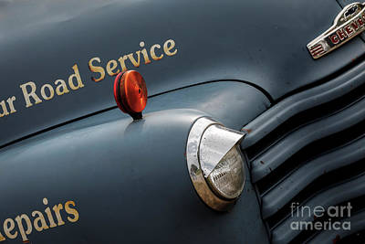 Photograph - Road Service by Dennis Hedberg