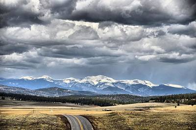 Photograph - Road To Black Lake by Jacqui Binford-Bell