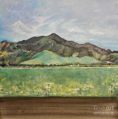 Painting - Road To Blenheim by Michelle Deyna-Hayward