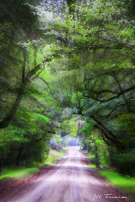 Photograph - Road To Dreams by Jill Tennison