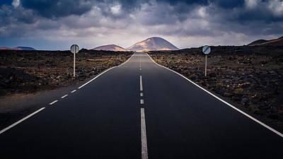 Photograph - Road To Hell by Kelvin Trundle