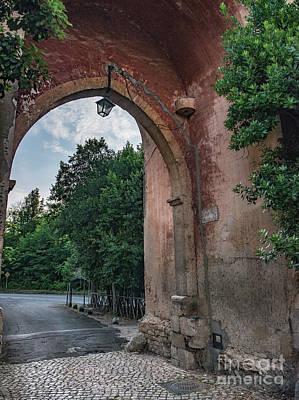 Photograph - Road To Il Giardino by Joseph Yarbrough