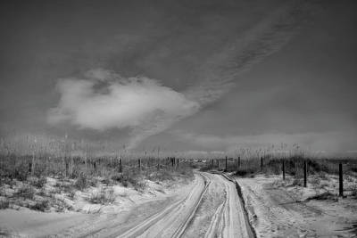 Photograph - Road To... by Mario Celzner