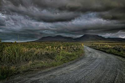 Photograph - Road To Mordor by Martin Capek