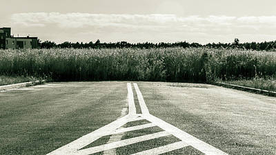 Photograph - Road To Nowhere by Jacek Wojnarowski
