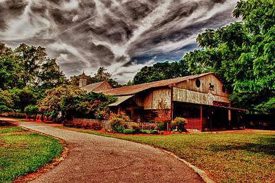 Road To Shiloh Farm's Barn Original