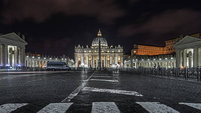 Photograph - Road To St. Peter's by James Billings