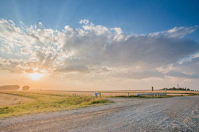 Photograph - Road To The Sun by Dwayne Schnell