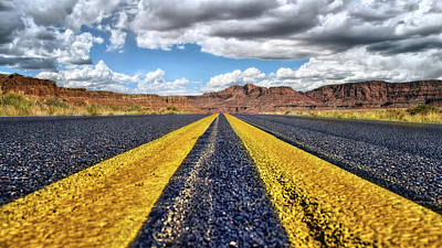 Road To Vermilion Cliffs Original